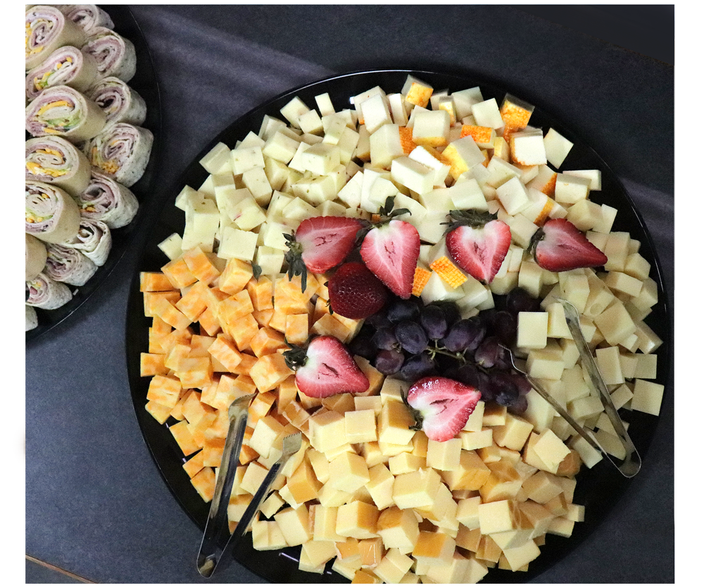 Cheese Tray Black Wing Catering