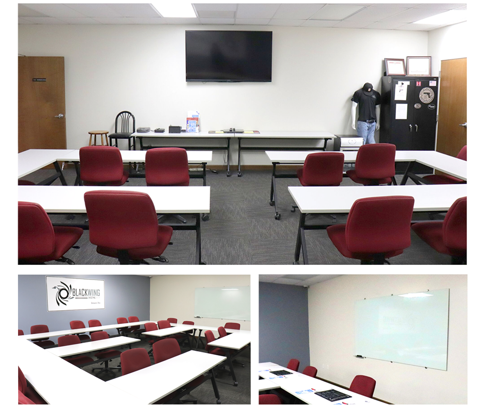 Meeting Rooms and Venues at Black Wing