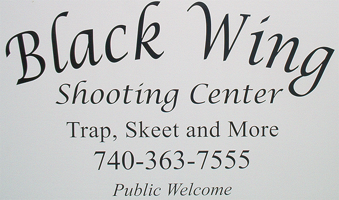 Original Black Wing Sign
